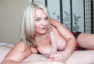 Milf Chloe loves young dicks