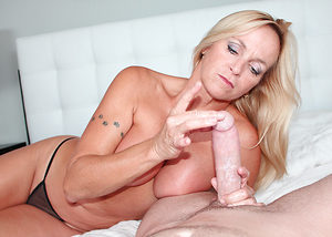 Beating My Big Dick with Dani Dare